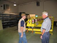 storm shelter installation SI Precast Concrete