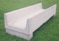 concrete feeding troughs