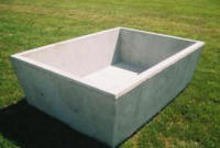 cattle horse water trough