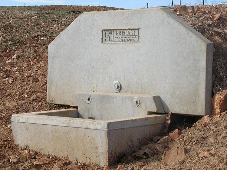 Freeze Proof Water Tank