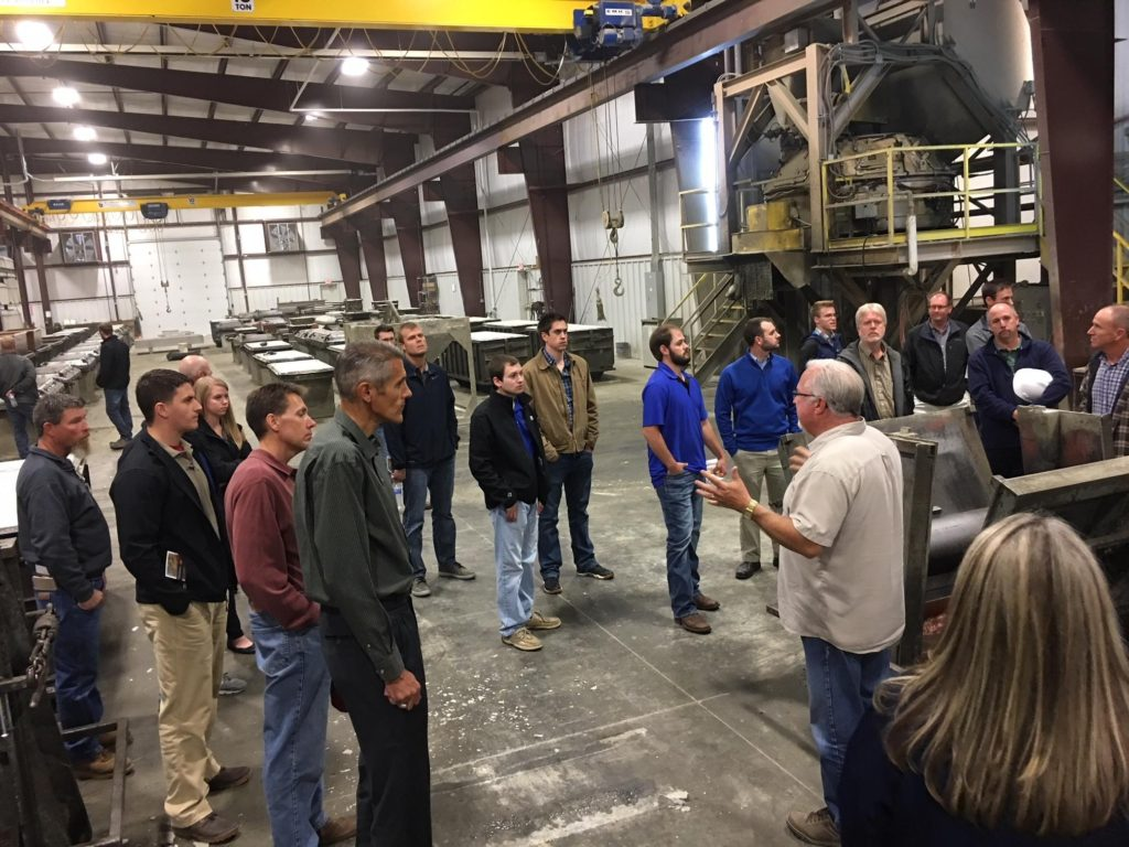 Engineers learn about Redi-Rock