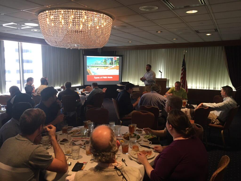 Redi Rock Retaining Wall Systems - shreveport-meeting of Civil Engineers