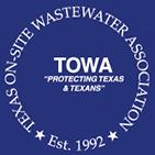 Texas on-site wastewater association logo