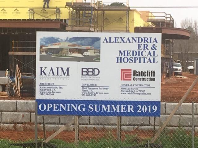 Alexandria ER & Medical Hospital