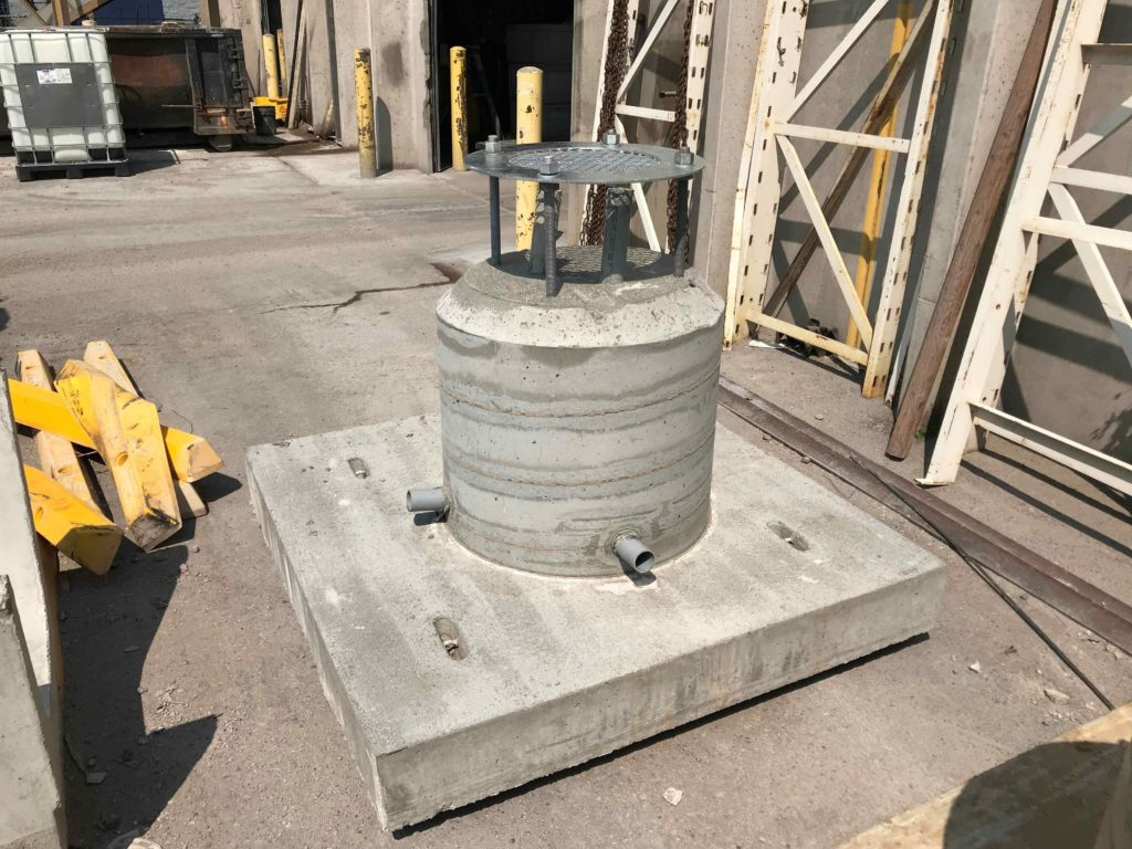 Small Cell Foundations